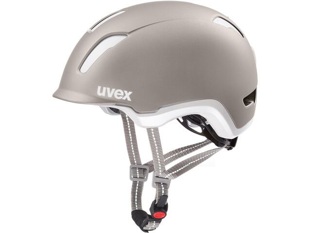 UVEX City 9 Helmet grey